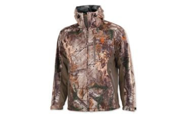 Browning Hells Canyon Jacket, HC Packable Rain MOINF, XL 3045852004