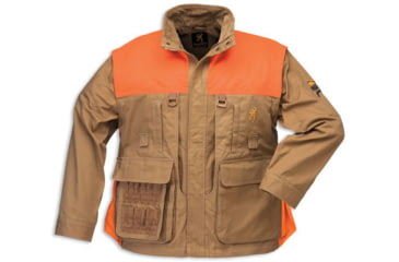 Browning Pheasants Forever Zip-Off Sleeve Jacket