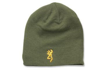 Browning Kenai Knit Beanie, Olive, 308509841