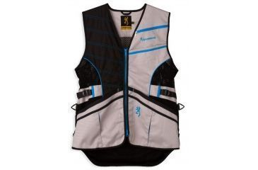 1-Browning Mens Ace Shooting Vest
