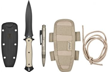 10-Browning OPMOD TES 1.0 Limited Edition Letter Opener and Tactical Pen Set