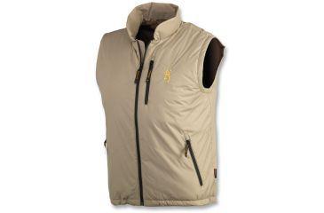 Browning Primaloft Liner Vest, Salt Grass, L 3058984803