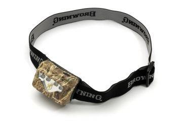 Browning Pro Hunter Escape Headlamp Mossy Oak Duck Blind