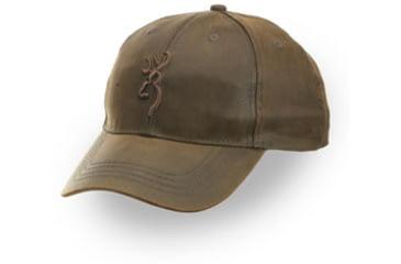 Browning Rhino Hide Cap, Brown, Adult cap adjustable fit 308328881