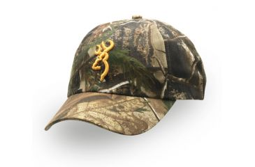 Browning Rimfire Cap, Realtree Xtra/Buckmark, Adult cap adjustable fit 308379241