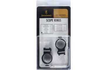 Browning Scope Rings Matte Finish 12345