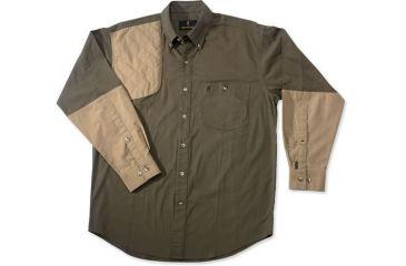 Browning Prairielands Upland Shirt, Olive