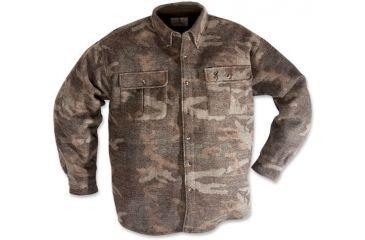 Browning Highlands Wool Shirt