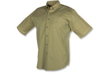 Browning Shooter Shooting Shirt, Short Sleeve, Olive, S 3010488401
