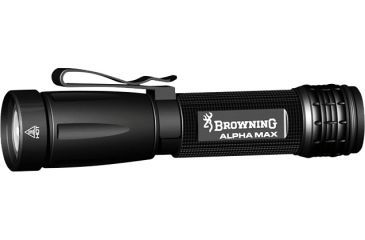 Browning Tactical Hunter Alpha Max Black Flashlight 3711239