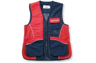 Browning Junior Sporter Mesh Shooting Vest