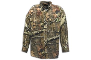 a738ad12 Browning Wasatch Chamois Shirt, Mossy Oak Break-Up Infinity, M 3011342002