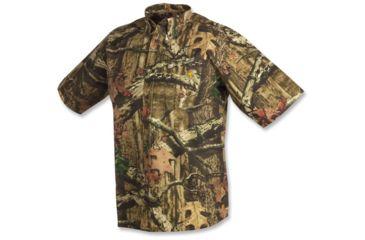 Browning Wasatch Lite Short Sleeve Shirt, Mossy Oak Break-Up Infinity, XL 3011102004