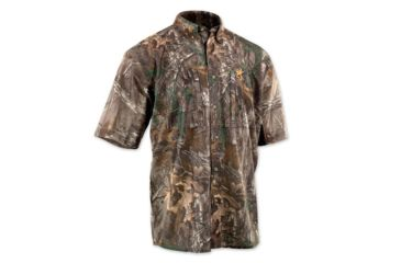 Browning Wasatch Shirt Mesh Lite SS MOINF S 3018512001