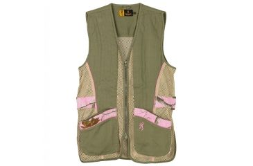 4-Browning Womens Sporter II Shooting Vest