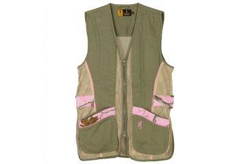 2-Browning Womens Sporter II Shooting Vest