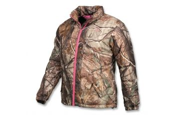 Browning Womens High Country Down Jacket, Mossy Oak Break-Up Infinity, M 30484320P2