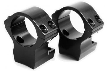 Browning X-Lock Integrated Scope Rings Gloss, 12505