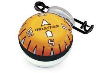 Brunton Ball Compass Pin-on Luminescent 9067