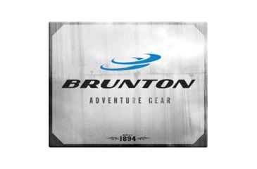 Brunton F Metalsign 17 5inx22in Metal Sign
