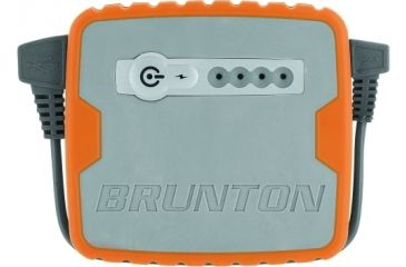 1-Brunton Inspire 3200 mAh Portable Rechargeable Battery Charger