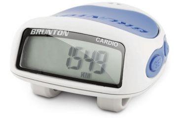 Brunton Pedometer with IR Heart Rate Monitor PED-CARDIO
