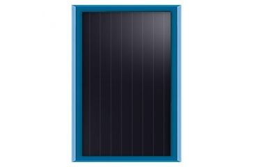 Brunton Solarflat2-Amorphous Solar Panel 2 watt 6 volt F-SOLARFLT2-6 in Blue