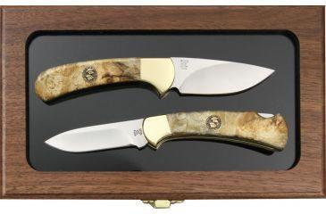 Buck Knives B&C Collectors 2-Piece Knife Set BUCMBOBCLE1