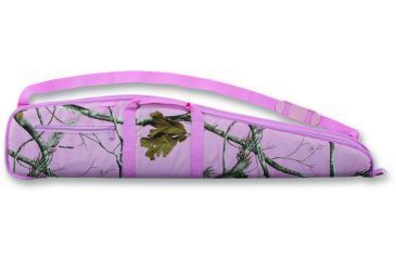 Bulldog Cases 44in. Extreme Rifle Case - Pink Camo