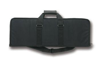 Bulldog Hybrid 31'' Black Tactical Case for FN PS90 & FS2000 Rifles BDH490