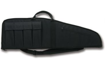 Bulldog Hybrid Assault Rifle 35'' Black Tactical Case BD462