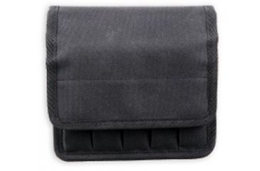 Bulldog Cases Colt Deluxe 5-10 Molle pistol mag pouch-black, holds 5-10 pistol mags CLT-60