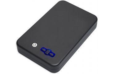 1-Bulldog Cases Digital Personal Vault w/LED and RFID
