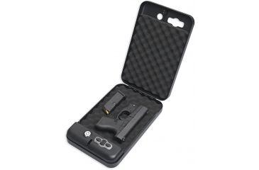 8-Bulldog Cases Digital Personal Vault w/LED and RFID
