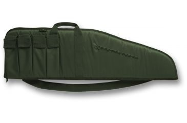 Bulldog Cases Green Tactical Assault Rifle Gun Case BD450