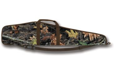 Bulldog Extreme RealTree Camo with Brown Trim 48-inch Rifle Case BD244