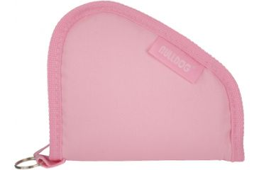 Bulldog Cases Pistol Rug, Pink, X-small - without handles BD609P