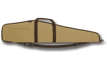 Bulldog Extreme Tan with Brown Trim 52'' Rifle Case BD242-52