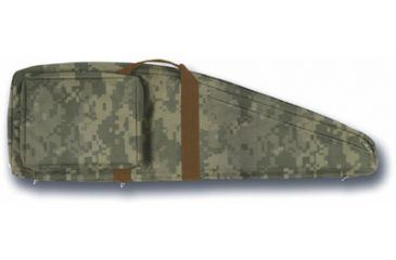 Bulldog Fusion Double Assault 43 Inch Rifle Case - ACU Digital Camo BD486