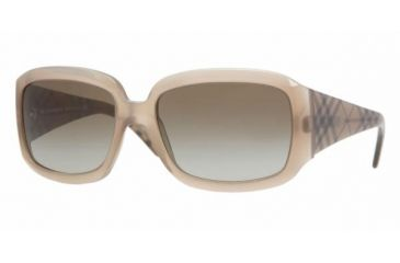 Burberry BE4039M Bifocal Prescription Sunglasses BE4039M-316613-5818 - Lens Diameter 58 mm, Frame Color Beige