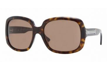 Burberry BE 4051 Sunglasses w/ Tortoise Frame / Brown Lenses, 300273-5617