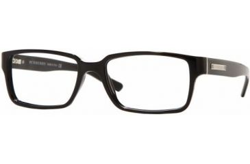 26471267e5 Burberry Eyeglasses BE2038 with Lined Bifocal Rx Prescription Lenses ...