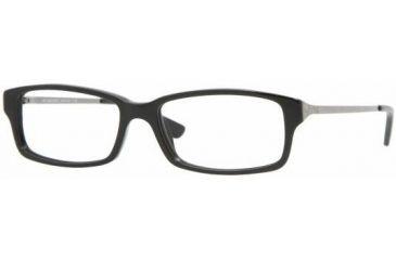 Burberry BE2075 #3001 - Shiny Black Demo Lens Frame
