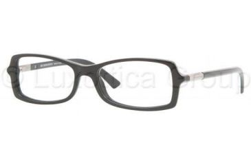 Burberry BE2083 Bifocal Prescription Eyeglasses 3001-5415 - Black