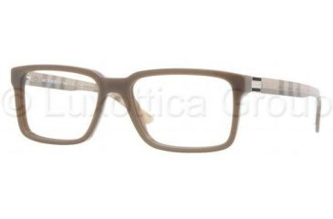 Burberry BE2090 Single Vision Prescription Eyewear 3237-5317 - Brown Hazelnut
