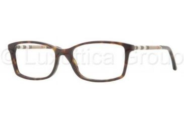Burberry BE2120 Eyeglass Frames 3002-5316 - Dark Havana Frame
