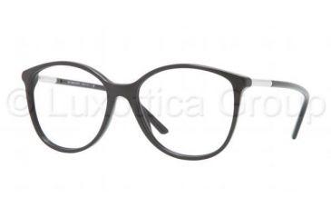 Burberry BE2128 Eyeglass Frames 3001-5216 - Black Frame