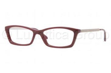 Burberry BE2129 Eyeglass Frames 3317-5115 - Bordeaux Frame