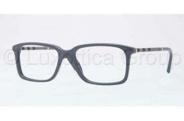 Burberry BE2137 Bifocal Prescription Eyeglasses 3355-5516 - Blue Frame