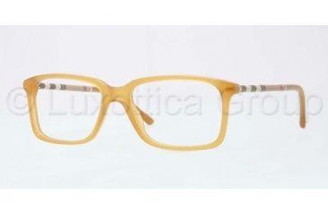 Burberry BE2137 Bifocal Prescription Eyeglasses 3367-5516 - Honey Frame